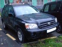 Toyota Kluger V, 2005