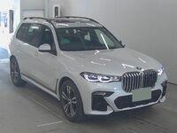 BMW X7, 2021