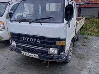 Toyota Hiace, 1990