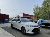 Toyota Corolla Fielder, 2018
