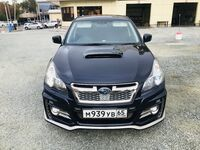 Subaru Legacy B4, 2013