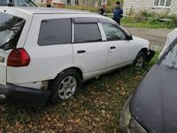 Nissan Ad Wagon, 2001