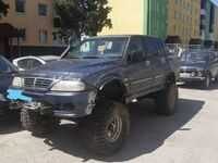 SsangYong Musso Sports, 2004