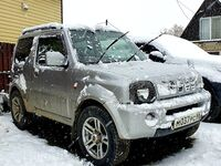 Suzuki Jimny Sierra, 2003