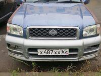 Nissan Terrano, 1999