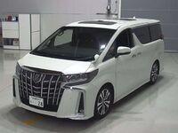 Toyota Alphard, 2021