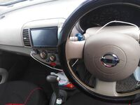 Nissan March, 2004