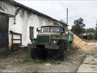 Урал 375, 1989