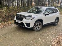 Subaru Forester, 2020