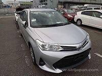 Toyota Corolla Axio, 2018