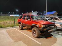 Toyota Hilux Surf, 1990
