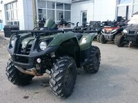 Yamaha Grizzly, 2010