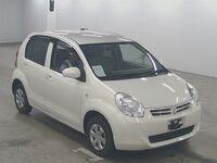 Toyota Passo, 2012