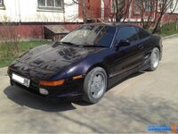 Toyota Mr2, 1991