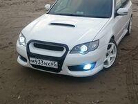 Subaru Legacy Wagon, 2008