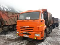 КамАЗ 65115 (6х4), 2013