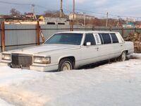 Cadillac Fleetwood, 1991