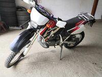 Honda CRM250, 1994