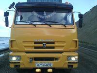 КамАЗ 65116 (6х4), 2011