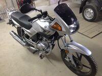 Yamaha YBR125, 2013