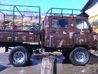 УАЗ 39094, 2001