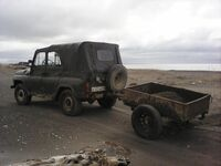 УАЗ 31512, 2003