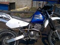 Suzuki Djebel, 2001