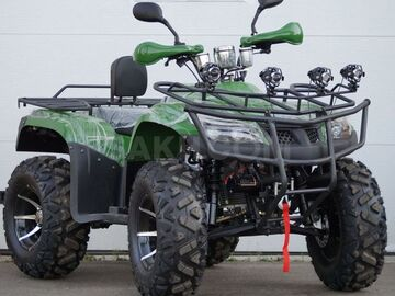 Hummer 300cc, 2021