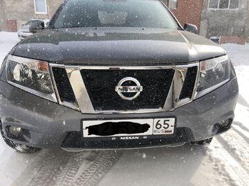 Nissan Terrano, 2018