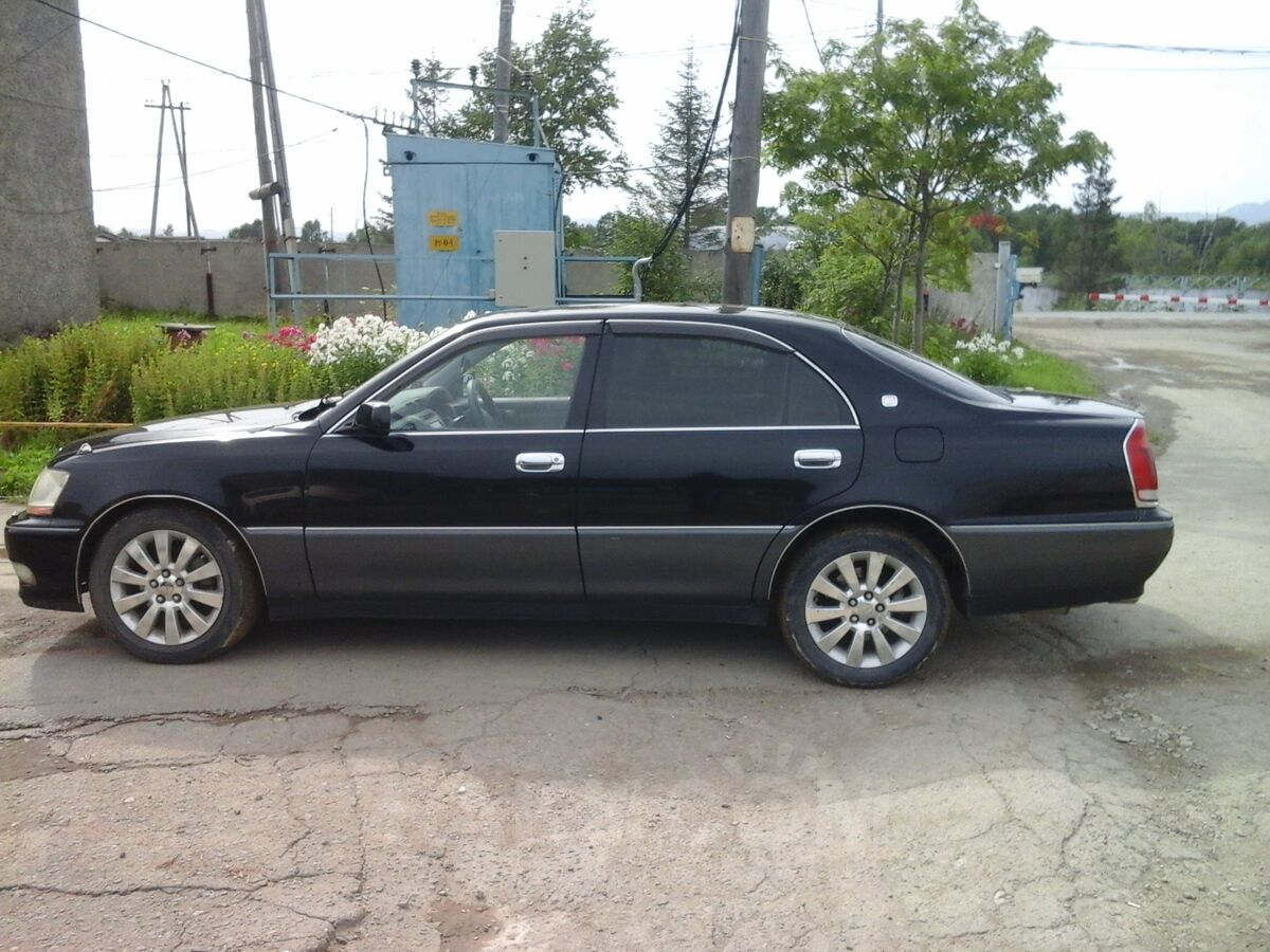 Toyota Crown majesta 2001 #11